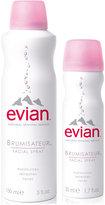 Evian 2-Pc. Facial Spray Set