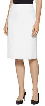 Misook Pull-On Pencil Skirt