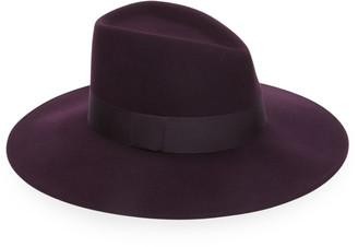 Eugenia Kim Harlowe Wool Fedora Hat