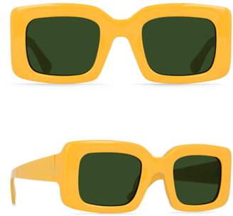 Raen x Alex Knost Flatscreen 46mm Square Sunglasses