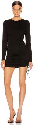 Cotton Citizen Lisbon Shirt Dress in Jet Black | FWRD