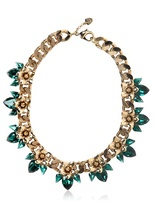 Schield Flower Luxe Necklace