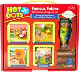 Educational Insights Hot Dots Jr. Famous Fables Interactive Storybooks & Pen Set