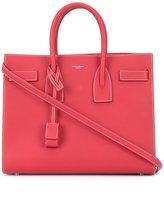 Saint Laurent small 'Sac de Jour' tote bag - women - Leather - One Size