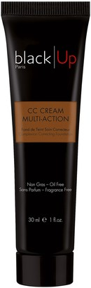 black'Up Black-Up Cc Cream Multi-Action 30Ml Cc04 Dark To Deep W/Golden Undertones