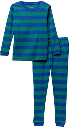 Leveret Two-Piece Pajama Set
