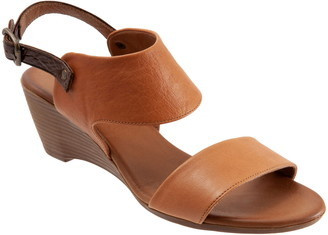 Bueno Ivana Slingback Wedge Sandal