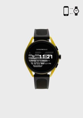 Emporio Armani Smartwatch 3 Yellow Aluminum