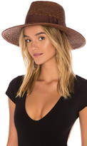 Brixton Joanna Hat in Brown. - size XS (also in )