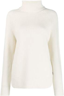 Woolrich relaxed-fit turtleneck jumper