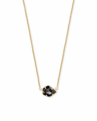 Kendra Scott Tess Gold Pendant Necklace