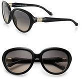 Roberto Cavalli Classic Round Sunglasses