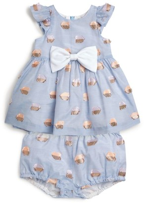 Hucklebones London Cupcake Flutter Dress