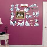 Fathead Disney's 101 Dalmatians Puppy Collection Wall Decals by