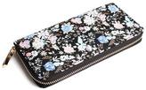Riah Fashion Floral Fashion Zipper Wallet