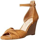 Jessica Simpson Women's LINDELLA Wedge Sandal