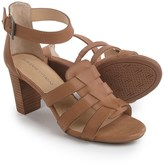 Adrienne Vittadini Belinda Sandals - Leather (For Women)