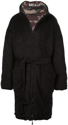 Haculla I Am The Dracula reversible coat