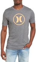 Hurley Men's Circle Icon Dri-Fit T-Shirt