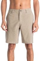 Quiksilver Men's Vagabond Amphibian Plaid Board Shorts