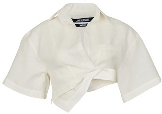 Jacquemus The Capri shirt