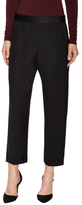 Bailey 44 High-Rise Cropped Ankle Pant