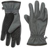 URBAN RESEARCH U R Men's Bowden Gathered-Wrist Touchscreen Glove