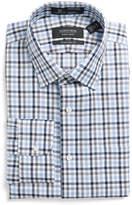 Nordstrom Smartcare(TM) Traditional Fit Plaid Dress Shirt
