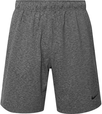 Melange Home Nike Training Dri-Fit Shorts
