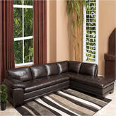 Asstd National Brand Camelia Pad-Arm Sectional