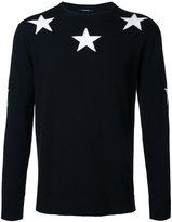 GUILD PRIME stars jumper - men - Cotton/Acrylic - 1