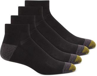 Gold Toe Men 4-Pk. Circuit Low-Cut Athletic Socks