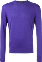 Cruciani casual jumper - men - Silk/Cashmere - 50