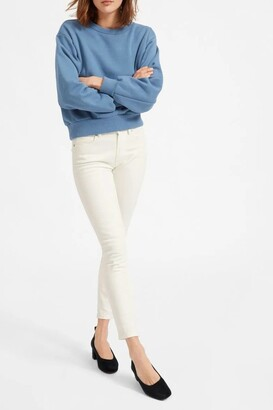 Everlane The Mid Rise Skinny Crop Jean