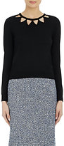 Altuzarra Women's Cutout-Detailed Woodward Sweater-BLACK