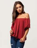 Volcom Sparks Fly Womens Top