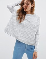 Asos Ripple Stitch Sweater