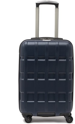 "Kenneth Cole Rego 20"" Hardshell 4 Wheel Carry-On"