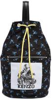 Kenzo Memento Printed Nylon Backpack