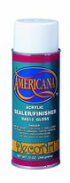 Deco Art Americana Acrylic Sealer/Finish Aerosol Spray, Gloss