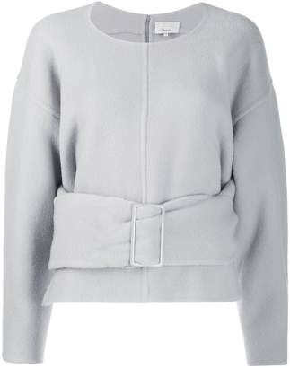 3.1 Phillip Lim belted wool jumper