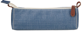 John Lewis Coastal Pencil Case, Slim