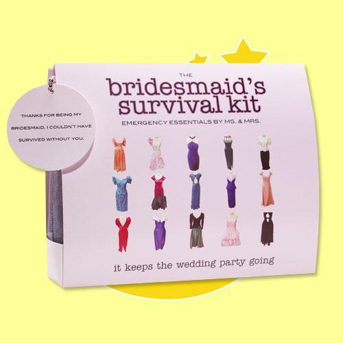 The Bridesmaid's Survival Kit