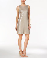 Tommy Hilfiger Heathered Sequin Dress