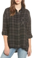 LIRA Women's Hayworth Plaid Tunic