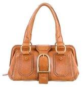 Celine Leather Frame Bag