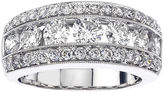JCPenney MODERN BRIDE 2 CT. T.W. Diamond 14K White Gold Band