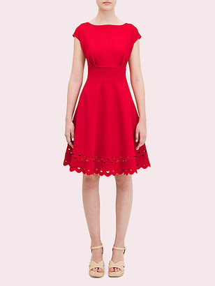 Kate Spade Ric Rac Ponte Dress