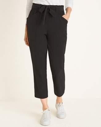 Zenergy Belted-Waist Pants