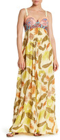 Maaji Sheer Freesia Maxi Dress